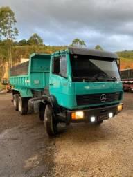 1718 Caçamba Truck reduzido 6 cilindros