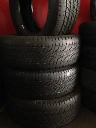 *Pneus Semi-Novos* 4 Unidades na medida 265/60r18 - Michelin