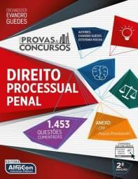 Provas E Concursos - Direito Processual Penal Capa Comum 2ª Edição