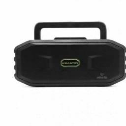 Caixa de Som Bluetooth Portátil H'maston