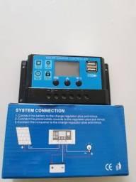 Controlador de carga solar 12 V 30 Amperes