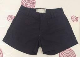 Shorts e macacão