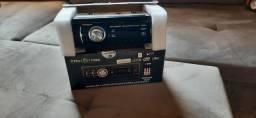 Radio automotivo mp3 com porta USB/SD/Bluetooth