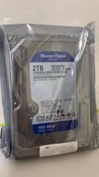 HD 2tb Western Digital