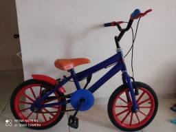 Bicicleta aro 16 usada
