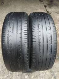 Par de pneus 215/60/17 Goodyear em bom estado
