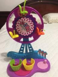 Roda gigante Polly Pocket