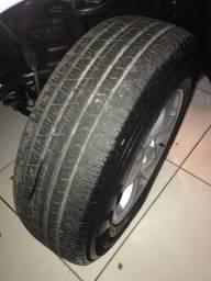 pneus scorpions pirelli 225/70 16 em estado de novo
