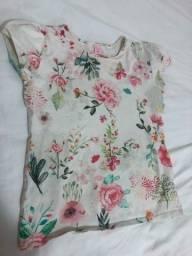 Blusa infantil da marca Lilica Ripilica, Tam 12