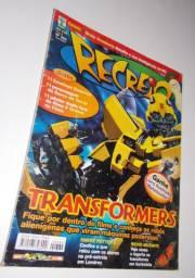 Revista Recreio 384 Transformers