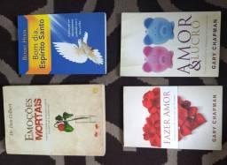 Livros - temática cristã