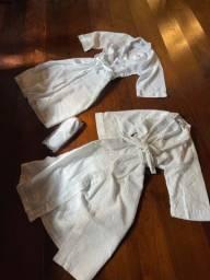 Kit ele & ela de robes para relaxar em algodão
