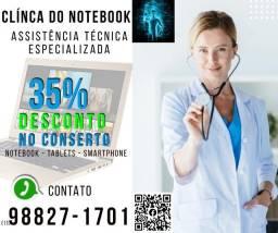 Clinica do Notebook @clinicadonotebook