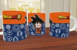 Canecas Dragon Ball Super