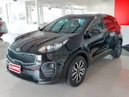 SPORTAGE 2018/2019 2.0 LX 4X2 16V FLEX 4P AUTOMÁTICO