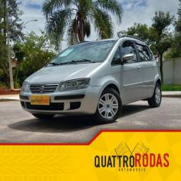 FIAT IDEA 2007/2007 1.4 MPI ELX 8V FLEX 4P MANUAL