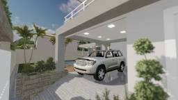 Maravilhosa casa duplex 3 quartos com piscina no Quarteirão Brasileiro