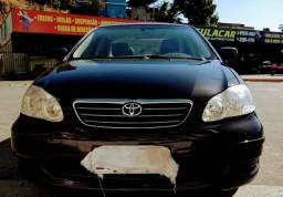 Toyota Corolla xli automático 2006 .