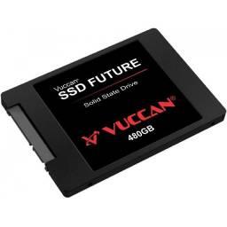 Ssd 480gb Vuccan Future 2.5 Sata III 500mb/s