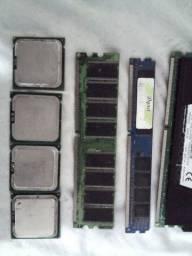 Pacote processador 1150+ 8gb de memória ddr3+ outros brindes