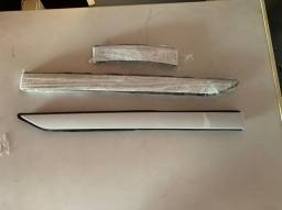 Kit de Saída de Ar Lateral Dicovery branco