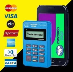 Máquina de cartão - Mercado pago