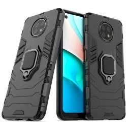 Capa Case Anti-choque Protetora Hybrid Armor - Redmi Note 9t