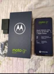 Motorola Motog9 Plus zero na caixa nota fiscal