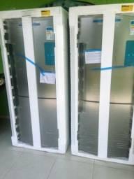 Frost Free Inverse 573 litros cor Inox com Smart Bar - BRE80AK ? 220V
