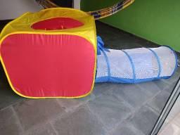 Toca Tunel Infantil