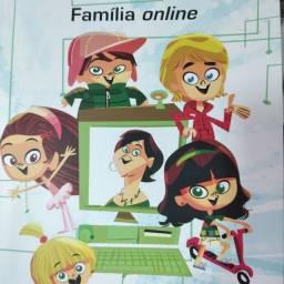 Livro  Família online