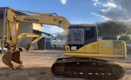 Escavadeira Hidráulica Komatsu PC160