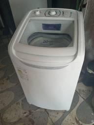 Máquina de lavar Electrolux 8 kg funcionando perfeitamente e com garantia