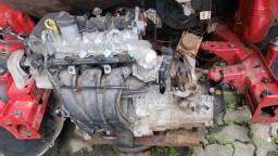 MOTOR PARCIAL VW UP 3CILINDROS 1.0 8v 14/15( SOMENTE COM TROCA )