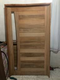 Porta de madeira 1,20m