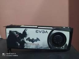 GTX 580 EVGA do Batman