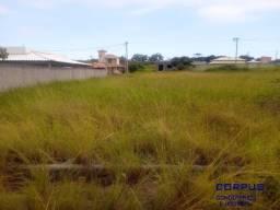 Terreno Plano Bairro de ótimo Padrão com 405 m² em São Pedro da Aldeia