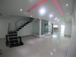 Duplex no Residencial Villa Suiça, 3 suítes, varanda