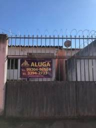 Rones Moreira: Aluga Casa com 02 Quartos na QR 87 no Jardim Lago Azul- Novo Gama/GO