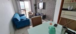 Apartamento com 1 dormitório à venda, 52 m² por R$ 220.000 - Canto do Forte - Praia Grande