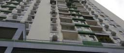 Apartamento quarto e sala mobiliado no centro com área de serviço