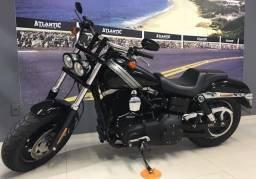 Harley Davidson Fat Bob 2016. Apenas 7mkm .