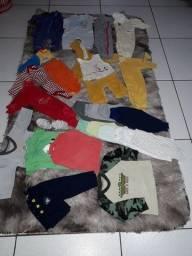 Lote de roupas G , para bebê