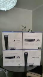 Playstation 5 novo  lacrado 1 ano de garantia
