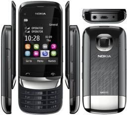 Touch e Botões Bateria 1 Semana Nokia