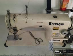 Máquina de Costura Reta Industrial Brasew- BRS 8900
