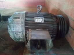 Motor 10cv elétrico, trifásico, Buffalo 1150 rpm