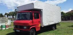 Vendo Caminhão Mercedes 608 ano 79