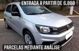 Volkswagen Gol 1.6 MSi (PARCELAMOS)