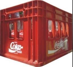 6 caixas de coca ks